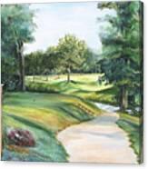 Effingham Country Club Canvas Print