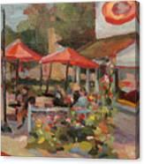 Egg Harbor Canvas Print