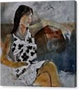 Eglantine 560160 Canvas Print