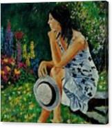 Eglantine 679001 Canvas Print