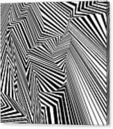 Egnirf Canvas Print