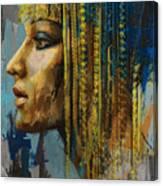 Egyptian Culture 1b Canvas Print