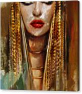 Egyptian Culture 4 Canvas Print