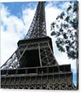 Eiffel Tower 2 Canvas Print