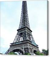 Eiffel Tower 9 Canvas Print