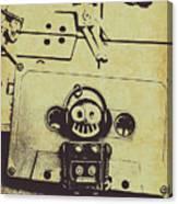Eighties Rewind  Canvas Print