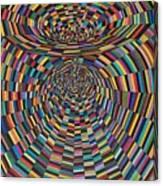 Einstein's Vacuum Field Canvas Print