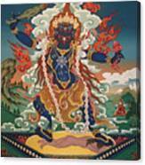 Ekajati Canvas Print