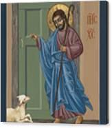 El Buen Pastor 188 Canvas Print