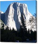El Capitan Yosemite Canvas Print