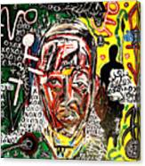 El Congo Canvas Print