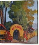 El Encanto Cave Creek Canvas Print