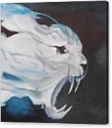 El Espiritu Del Jaguaro Canvas Print