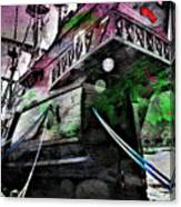 El Galeon Canvas Print