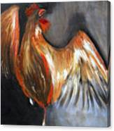 El Gallo Canvas Print