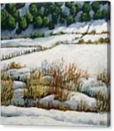 El Llano Canvas Print