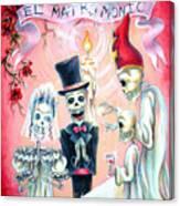 El Matrimonio Canvas Print