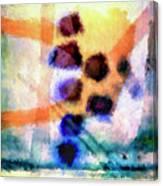 El Paso Del Tiempo Canvas Print