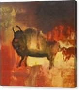 El Torro Canvas Print