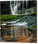 Elakala Fall #1 D30010326 Canvas Print