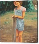 Elbio Canvas Print