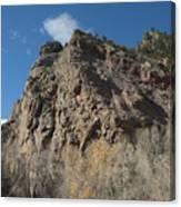 Eldorado Canyon Hill Canvas Print