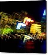 Electri City Canvas Print