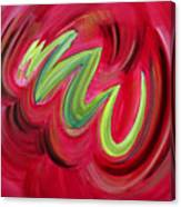 Electric Candy Canvas Print