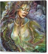 Element Air Canvas Print