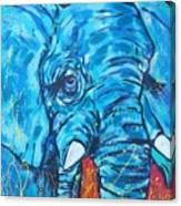 Elephant #3 Canvas Print