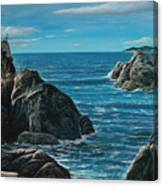 Elephant Cove Canvas Print