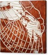 Eli - Tile Canvas Print