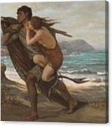 Elihu Vedder Canvas Print