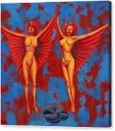 Elim Canvas Print