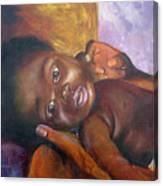 Elisha Canvas Print