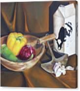 Elk Creek Kitchen Canvas Print