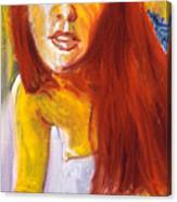 Ella I Canvas Print