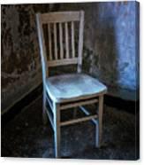 Ellis Chair Canvas Print