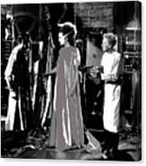 Elsa Lanchester Bride Of Frankenstein 4 1935-2015 Canvas Print