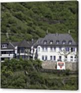 Elsenburg Haus Ymca Canvas Print