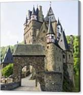 Eltz Castle Canvas Print