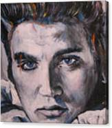 Elvis 2 Canvas Print
