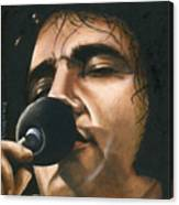 Elvis 24 1972 Canvas Print