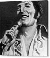 Elvis No. 8 Canvas Print