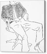 Elwyn Brooks White Canvas Print