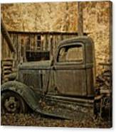 Ely's Mill Dodge Canvas Print