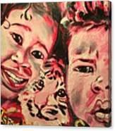 Embrace Life Canvas Print