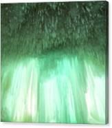 Emerald Cave - Grand Island On Lake Superior Canvas Print