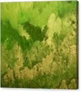 Emerald Valley Wip 2 Canvas Print
