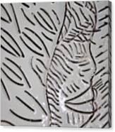 Emergence - Tile Canvas Print